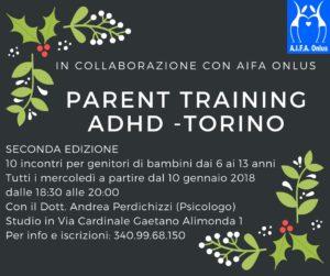 ADHD-PT Seconda Edizione